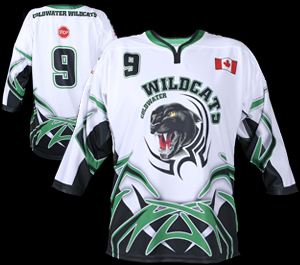 MISSION PRO HOCKEY JERSEYS